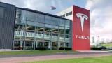 Акциите на Tesla се запътиха към тримесечно дъно